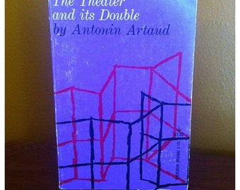 The Theater and its Double by Antonin Artaud (paperback, 1938)