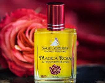 Magica Rosa Gemstone Perfume