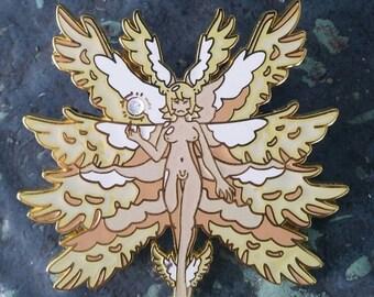 Seconds Devilman + Satan Enamel Pins