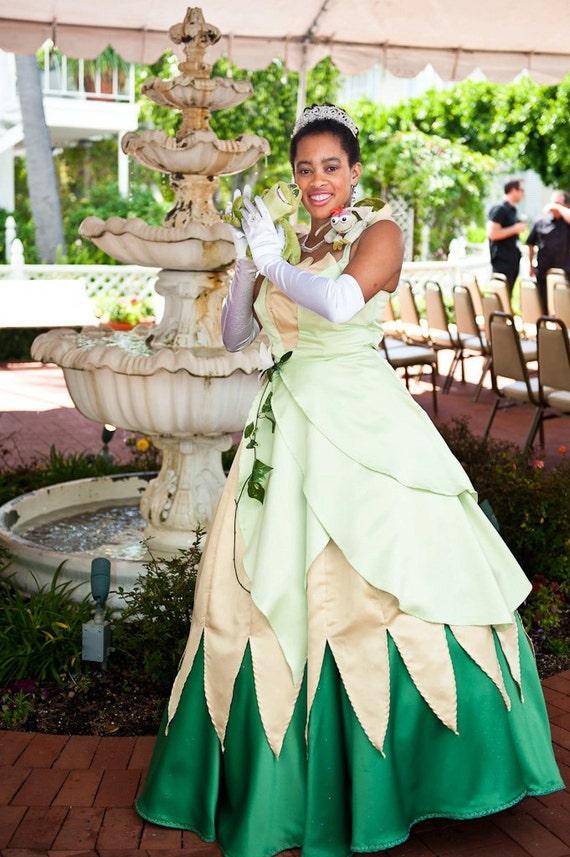 Princess Tiana Prom Dress  sc 1 st  Dresses for Woman & Princess Tiana Prom Dress u2013 Dresses for Woman