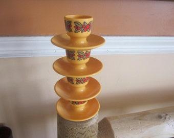 set of 4 german egg cups, adorable, vintage egg cups germany