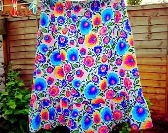 knee length Skirt, a-line skirt