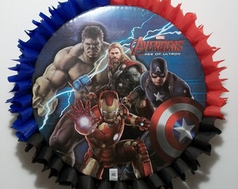 Avengers Age of Ultron Pull String or Hit Pinata