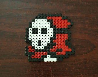 Shy Guy Super Mario Bros 2 Pixel Bead Art