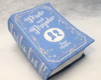 Pride and Prejudice Version 2 Book Pillow