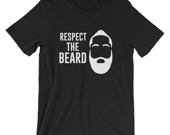 Comical Men's Bearded Inked & Awesome T-shirt