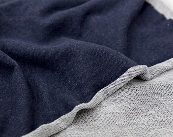French Terry Knit Fabric