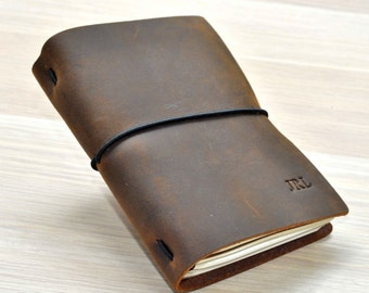 Custom leather cover