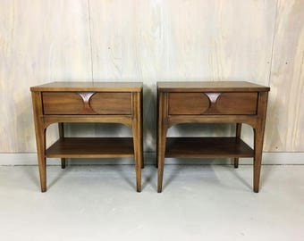 Pair of Kent Coffey Bedside Tables