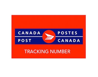 Tracking Number Add-On  (U.S. and Canada Only)