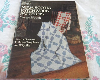 Nova Scotia Patchwork Patterns by Carter Houck