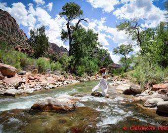 Dancing in Zion