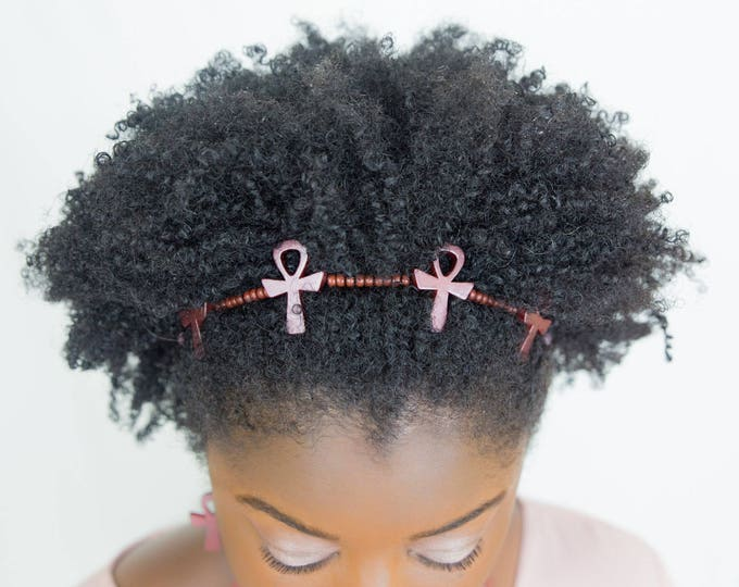 Joyfulheads Ankh headband