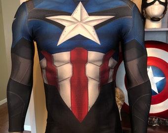 Bucky Barnes Captain America