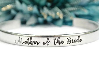 Mother Of The Bride Bracelet | Mother Of The Bride Gift From Daughter | MOB Gift | Mother Of The Bride Jewelry