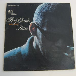 Ray Charles - Invites You To Listen - Circa 1967