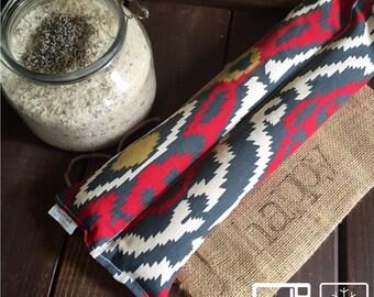 Large Premium Sectioned Heat Wrap / Cold Wrap / Santa Fe