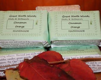 Cinnamon Orange Soap