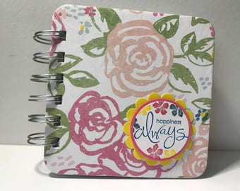 Happiness Always Roses Password Book