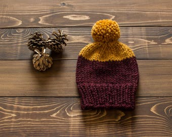 The TWO RIVERS Knit Hat