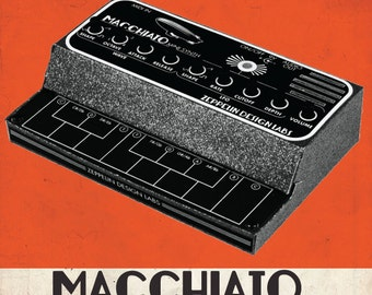 Macchiato Mini-Synth Ready-to-Play