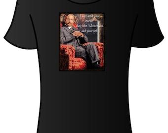 Doctor John Watson Tshirt
