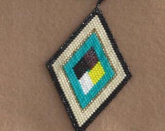 Four Directions Amulet Necklace