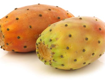 Virgin Organic Prickly Pear Seed Oil | Cold-Pressed | Opuntia ficus-indica | Barbary Fig Seed Oil | Cactus Oil | Anti-Aging Beauty Oil