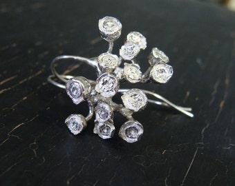 Little Blueberries Cluster Earrings