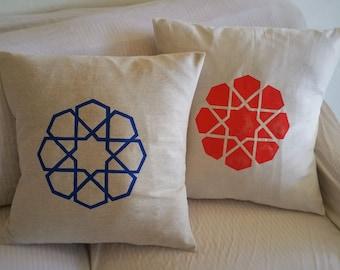 Pillow Home Decor Throw Pillows Cushion Covers Decorative Geometric Pattern