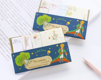 The Little Prince Sticky Note // Le Petit Prince Notepad // Japanese Post-it