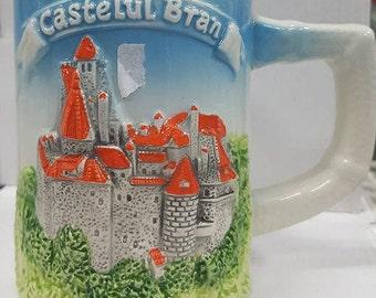 Castle of Count Dracula - Mug