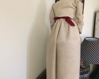 Large Handmade Spool Doll, Great Workmanship - A True Collectible