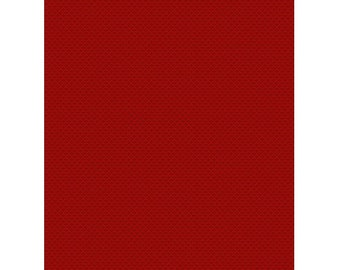 Essentials Red Carpet~Daisy Eights Cotton Fabric By Wilmington Prints