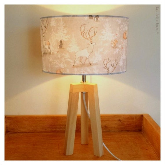 WINTER tripod lamp
