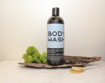 Nicolina's All Natural Body Wash 16 oz