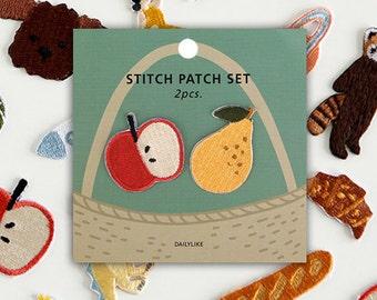 Patches   stitch patch set