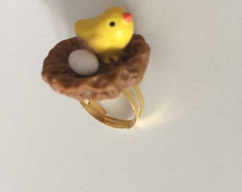 Chicken and the Egg Ring