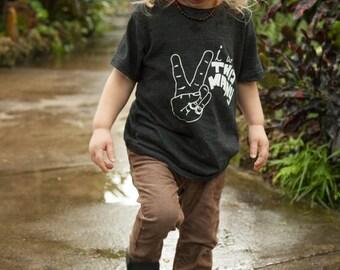 I Am This Many Kids Birthday Shirt - 1 through 5 - Graphic Tee - Funny Boys or Girls Shirt - Baby & Toddler Birthday - I'm This Many