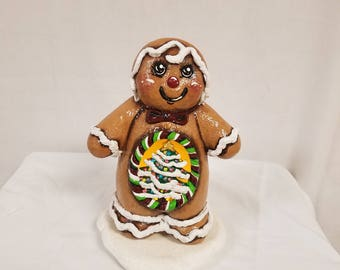 Ginny the Gingerbread Light