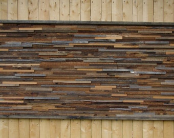 Rustic Wall Art Handmade Of  Reclaimed Barn Wood, Wall Art,  Rustic Wall Decor,  Wooden Wall Art, Wall Sculpture, Barn Wood