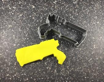 Toy Gun Cookie Fondant Cutter