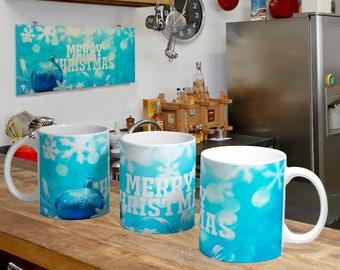 Christmas Digital Template Mug 10