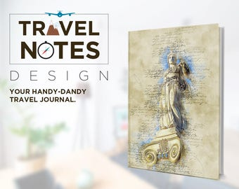 Goddess Illustration  II  Travel Journal