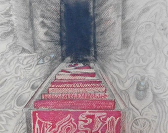 Staircase of consciousness
