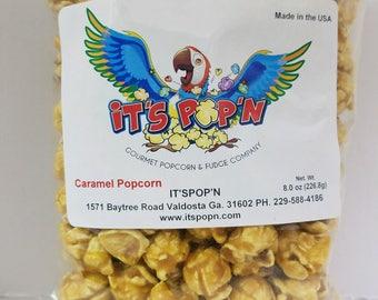 IT'SPOP'N Gourmet Caramel Popcorn