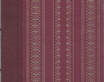 Robinson Crusoe by Daniel Defoe Leather Bound (NEAR MINT)