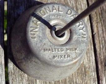 National Dairy Malted Milk Mixer