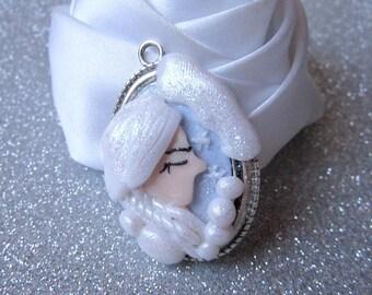 Snow Princess pendant