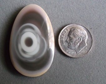 Royal Imperial Jasper Freeforn Designer Cabochon from Zacatecus Mexico.